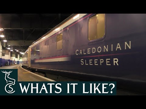 Caledonian Sleeper, What to expect! Highland Line