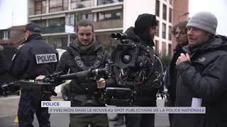 Police Nationale : des yvelinois à l'honneur d'une campagne de recrutement