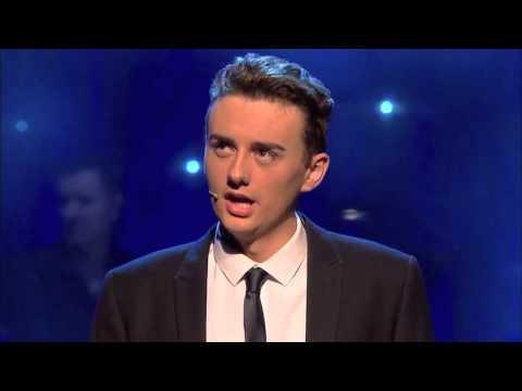 Jordan Williams - Stars from Les Miserables in Welsh