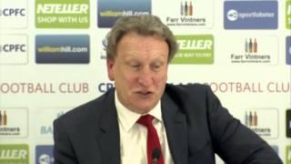 Press Conference: Neil Warnock