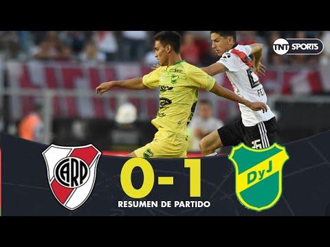 Resumen de River Plate vs Defensa y Justicia (0-1) | Fecha 8 - Superliga Argentina 2018/2019