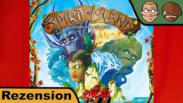 Spirit Island - Brettspiel - Review