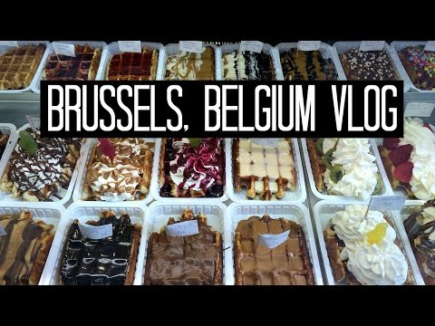 Brussels, Belgium Vlog | Study Abroad
