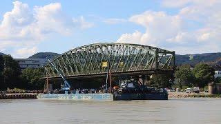 linzer eisenbahnbrücke - das FINALE