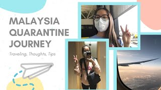 My Quarantine Journey in Malaysia | 101 on Flying, Pre-/Quarantine and More #COVID19
