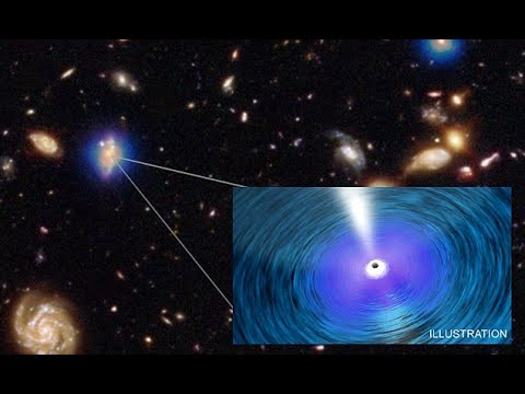 Black holes are expanding quicker than thought