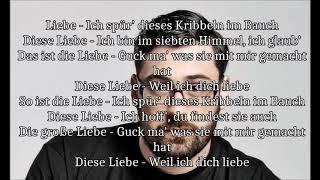 Sido Liebe Lyrics
