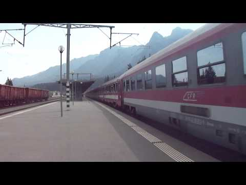 Dacia Express InterCity 346 Bucharest North-Wien West