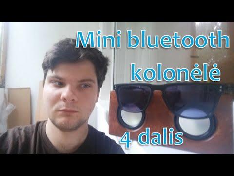 Mini Bluetooth Nešiojama Kolonėlė (kaip pasidaryti) 4/4