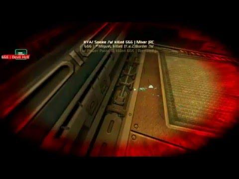 Shadowgun Dead Zone: 666 VS [W] #Group War