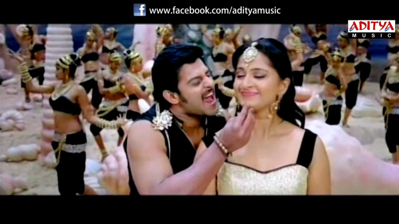 Mirchi Movie Theatrical Trailer: Mirchi Movie Darlingey Song Trailer