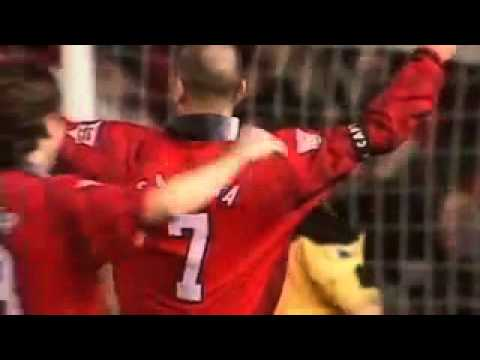 Represents one of the most famous goal celebrations of all. Cantona Vs Sunderland 1996 Youtube