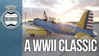 My first plane trained American WW2 pilots
