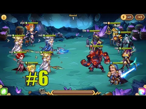 IDLE HEROES SEASONAL - MARCH #6 | Malassa 10 Star