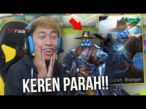 NEW SKIN YSS!! SADIS SIH TAPI RELA BAGI BAGI!? - MOBILE LEGENDS INDONESIA