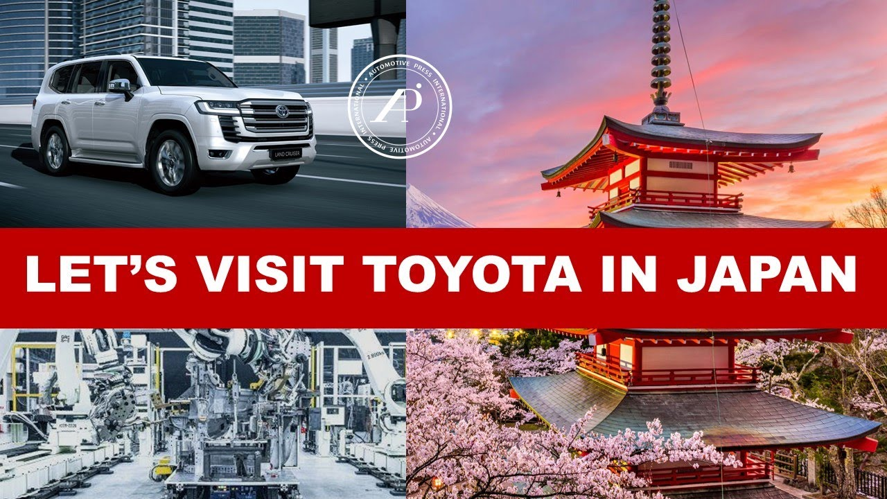 WHO WANTS TO VISIT JAPAN TO SEE TOYOTA, HONDA, NISSAN SHOWROOMS & FACTORIES? Trip of a lifetime!