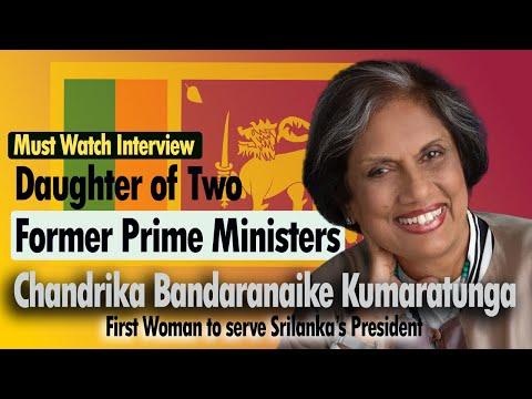 Chandrika Kumaratunga sacks 3 ministers - WorldNews