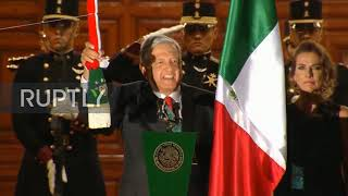 Mexico: Obrador celebrates first Cry of Dolores on Mexican Independence Day