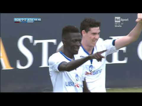 PRIMAVERA 1: Roma - Atalanta 1-7