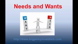 4 pillars of investing