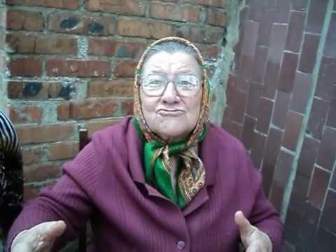 Бабушка соси