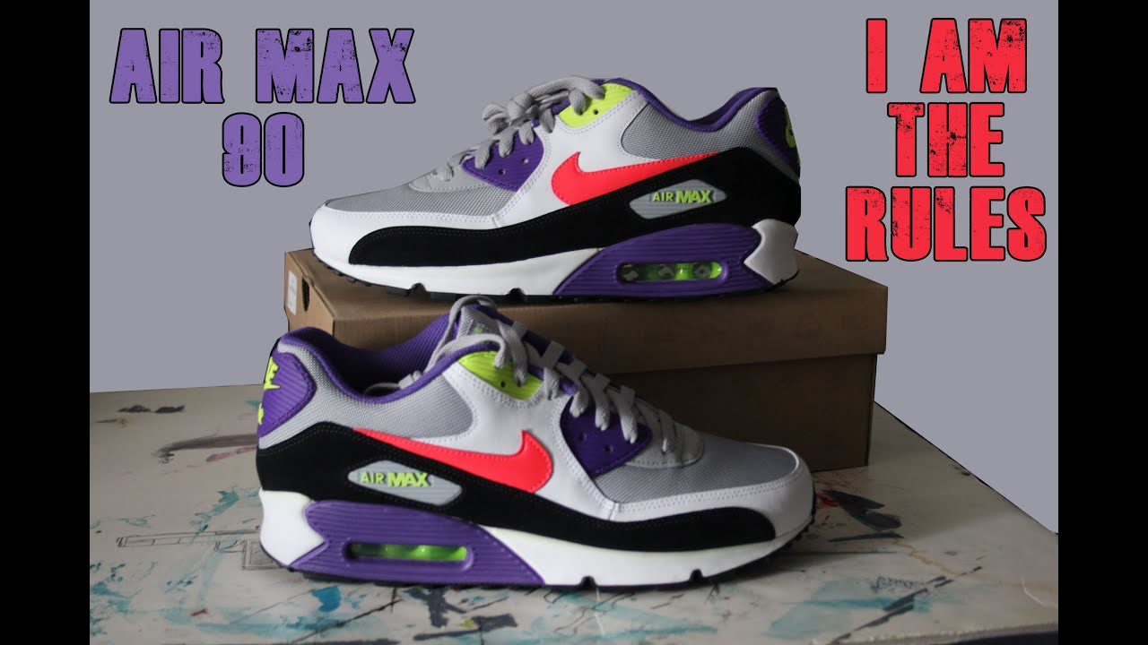 nike air max 90 i am the rules