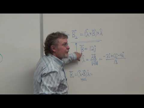 Intermediate Dynamics: Elements of Euclidean Vector Calculus (2 of 29)