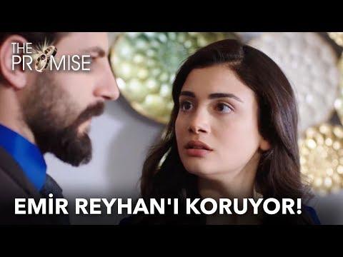 Emir Reyhan'ı Koruyor!   Yemin 34. Bölüm