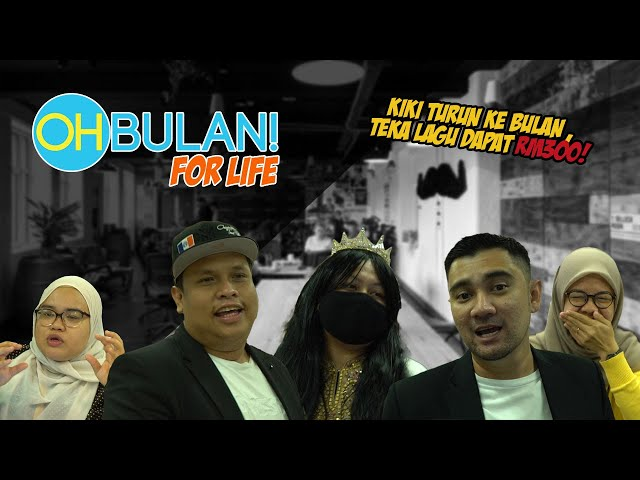[OHBULAN FOR LIFE] Geng Pagi HOT.FM Terjah OHBULAN!, Ini Caranya Macam Mana Korang Nak Menang RM300!