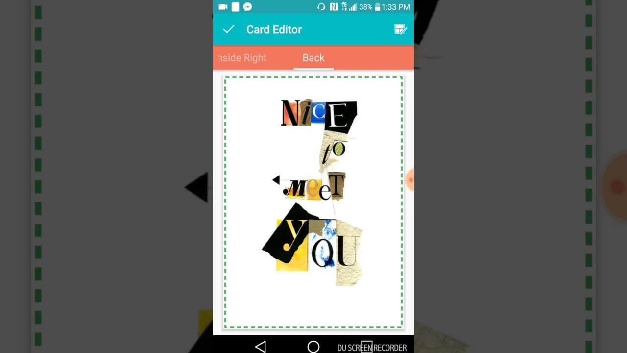 How to send a campaign card from your mobile phone youtube how to send a campaign card from your mobile phone kristyandbryce Images