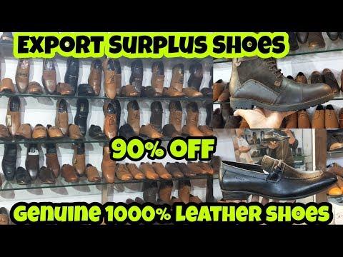 ZR Factory Price Shop Export Surplus Branded Shoes 90%off   Retail & Wholesale   Hashtagvlogs