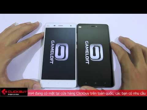 SpeedTest - 2 anh em nhà Xiaomi, Mi4i vs Mi4 - Sự chênh lệch rõ rệt - Clickbuy