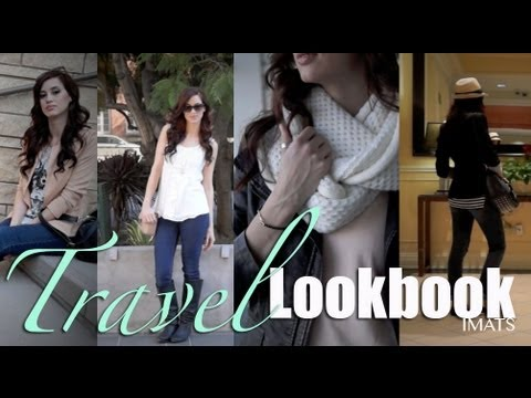 Travel Lookbook and Outfit Ideas - Pasadena IMATS