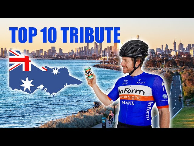 Top 10 Things About Melbourne Cycling (a world-class scene)