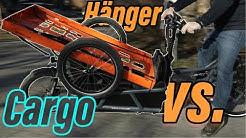 Lastenanhänger vs. Lastenrad - Wer gewinnt? - vit:bikesTV