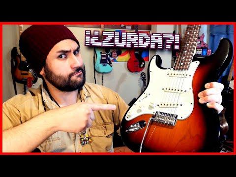 Dándole amor a una Fender Stratocaster ZURDA!! | Directo 86