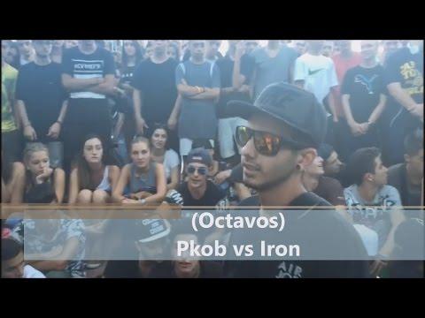 IRON VS PKOB Octavos Clasificatoria FullRap VLC VS MADRID