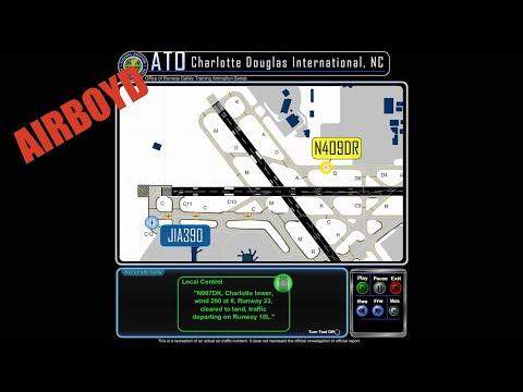 Runway Incursion Charlotte Douglas International Airport