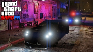 GTA SAPDFR - DOJ 74 - Car Jackings & High Speed Pursuits (Criminal)