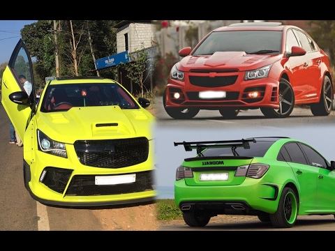 Top 10 Modified Cruze In India Youtube
