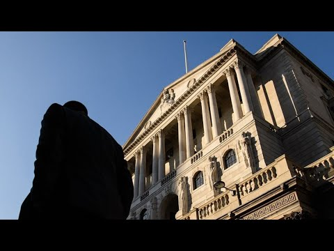 Bank Of England To Step Up Talks On Negative Rates