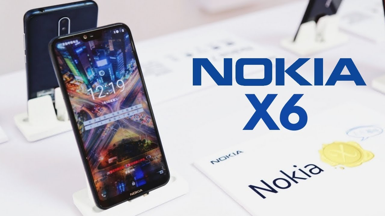 Nokia X6 Will Destroy All 2018 Smartphone - Accidentally CONFIRMED!
