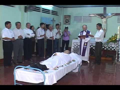 Đám tang Cha Nguyễn Hữu Kiều phần 1