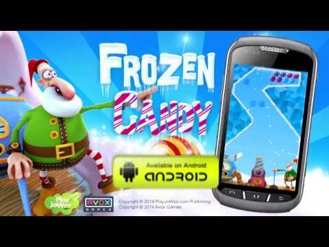 Frozen Candy - Bubble Shooter