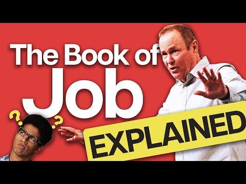 Understanding the Book of Job - Part 1 | Bayless Conley