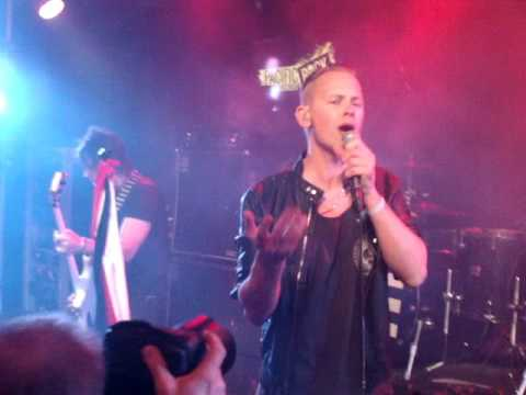 Eclipse - I Don't Wanna Say I'm Sorry 22-09-15 Pacific Rock