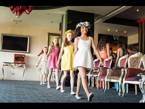 Промо-ролик детского модельного агентства TOP SECRET Kids