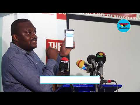 FULL PRESENTATION: IT Researcher 'punches' holes in GhanaPost's GPS App