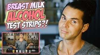 Alcohol while Breastfeeding: Testing the Test Strips   Nurse Stefan