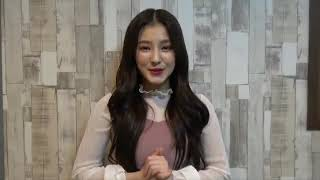 Nancy (Momoland) speaks Japanese